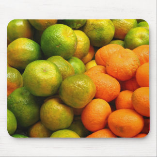 Fresh Citrusfruits Mouse Pad