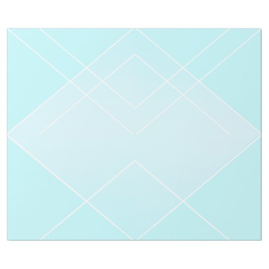 Fresh Clean Breeze Diamond love Wrapping Paper