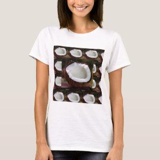 Fresh Coconut chefs healthy flavour cuisine foods T-Shirt
