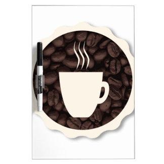 Fresh Coffee Dry Erase Board
