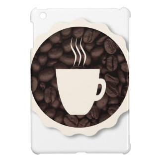 Fresh Coffee iPad Mini Cover