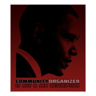 "Fresh Conservative ""Obama"" Poster"