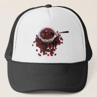 Fresh Cranberries And Sauce Trucker Hat