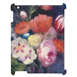 Fresh Cut Spring Flower iPad Cover
