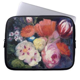 Fresh Cut Spring Flower Laptop Computer Sleeves