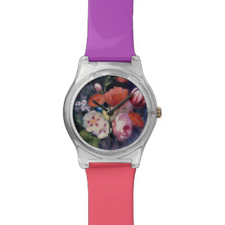 Fresh Cut Spring Flower Watch