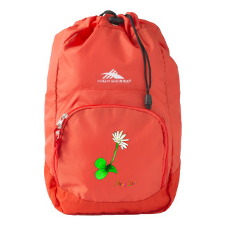 Fresh Daisies by The Happy Juul Company Backpack