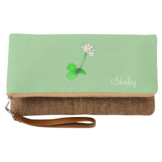 Fresh Daisies by The Happy Juul Company Clutch
