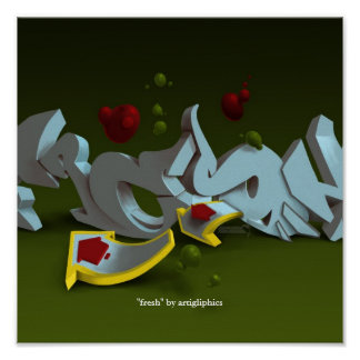 """FRESH"" detail Poster"