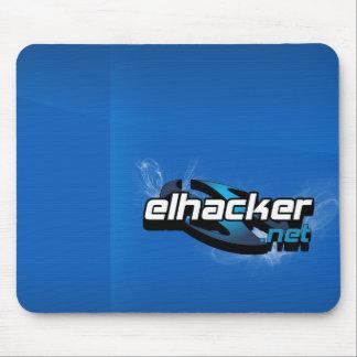 Fresh elhacker.net logo mouse pad