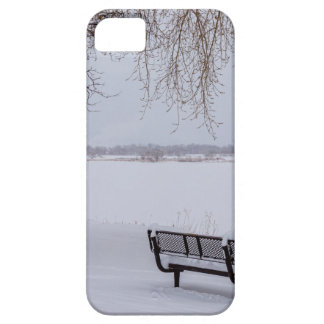 Fresh Fallen Snow Case For The iPhone 5