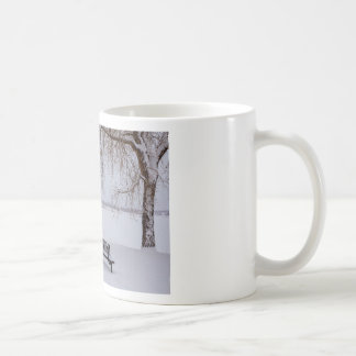 Fresh Fallen Snow Coffee Mug