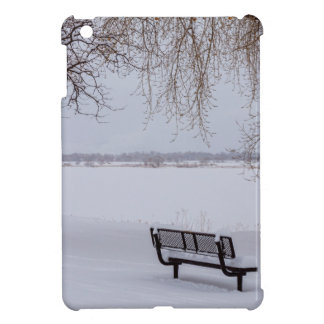 Fresh Fallen Snow iPad Mini Covers