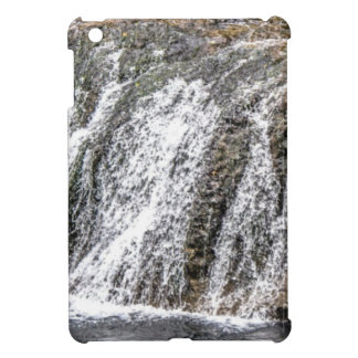 fresh falls in the forest iPad mini cover
