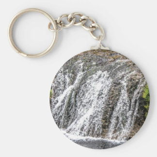 fresh falls in the forest keychain