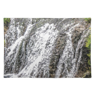 fresh falls in the forest placemat