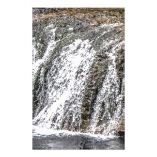 fresh falls in the forest stationery