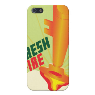 Fresh Fire IPhone Case iPhone 5 Cases