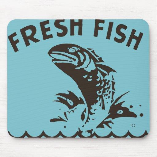 Fresh Fish Mousepad