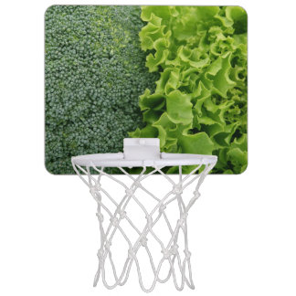 Fresh Food Lettuce and Broccoli Mini Basketball Hoop