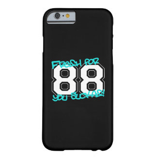 Fresh for '88 barely there iPhone 6 case