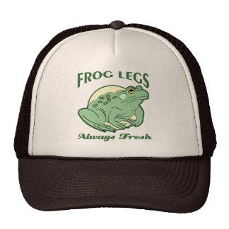 Fresh Frog Legs Hats