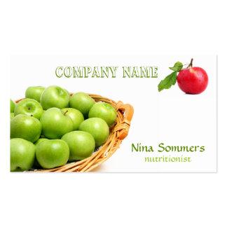Fresh Fruit Business Card