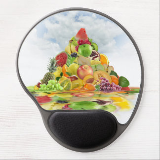 Fresh Fruit Pyramid Gel Mouse Pad
