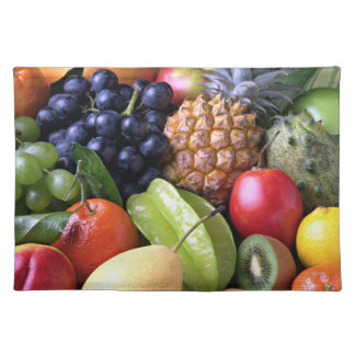 Fresh Fruit - Sweet Display Placemat