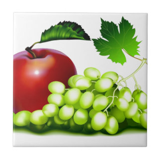 Fresh Fruit Tile