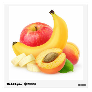 Fresh fruits wall sticker
