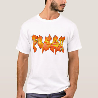Fresh ! Grafiti t-shirt