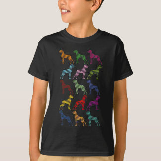 Fresh great dane Pattern T-Shirt