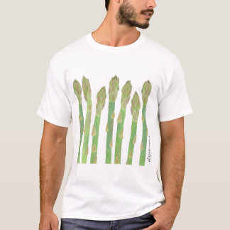 Fresh Green Asparagus T-shirt