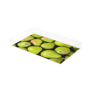 Fresh Green Pears Perfume Tray