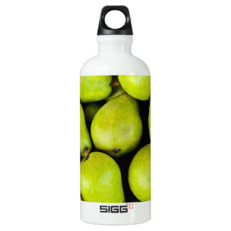 Fresh Green Pears Water Bottle