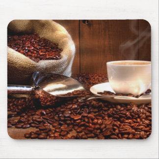 Fresh Ground Coffee Mousepads