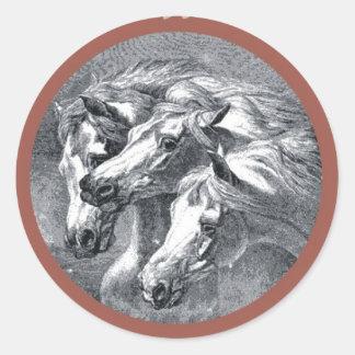 Fresh Horse sticker