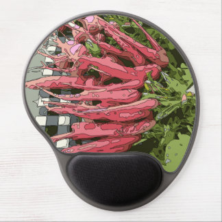 Fresh Juicy Carrots Perfect for slicing Gel Mouse Mat