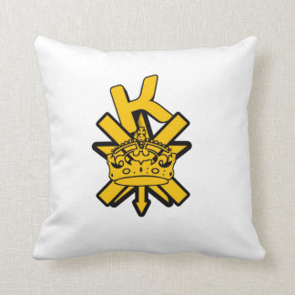 fresh kxng designs best for every one throw pillow