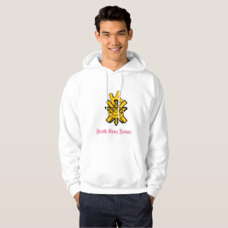Fresh kxng Future Basic Hooded Sweatshirt