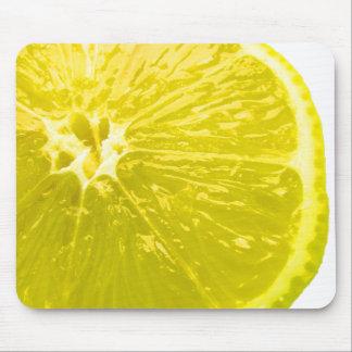 Fresh Lemon Mouse Pad