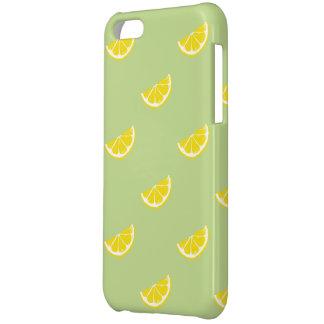 fresh lemon pattern iphone 5c iPhone 5C case