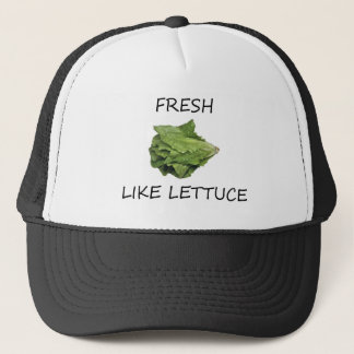 Fresh Like Lettuce- Hat