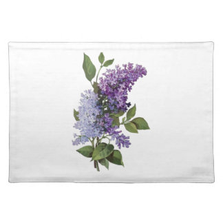 Fresh Lilacs - French Country Home Decor Placemat