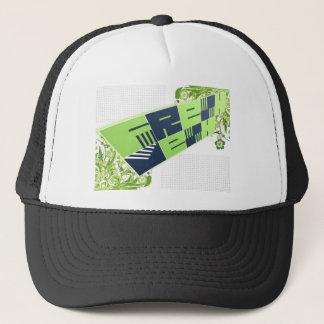 Fresh:Mesh Logo Trucker Trucker Hat