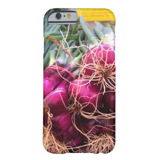 Fresh Onions at the Farmer's Market iphone 6 case