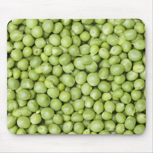 Fresh organic peas 2 mouse pad