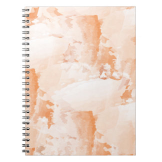 Fresh paint notebooks