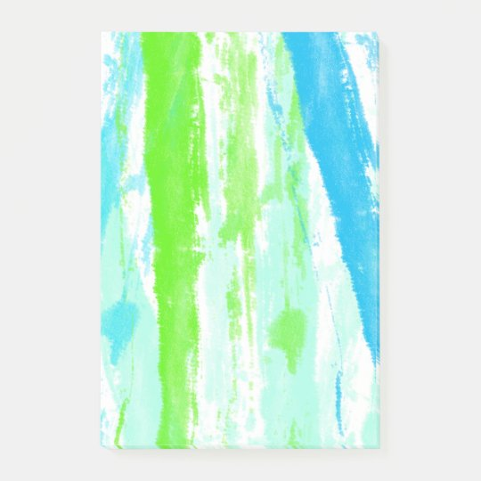 Fresh Paint Post-It Notes
